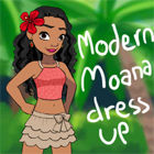 Modern Moana dress up