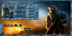 Halo 3 S40 Theme