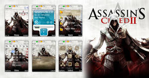 Assassins Creed II Nokia Theme