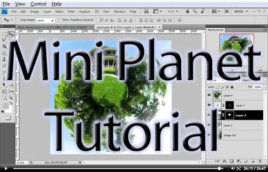 Mini Planet - Tutorial