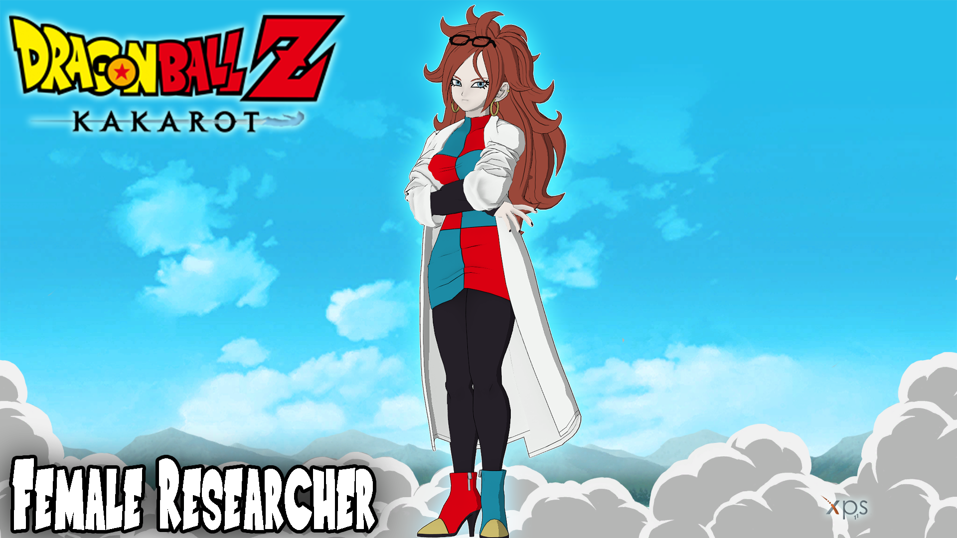Dbz Kakarot Android 21 By Silverado117 On Deviantart