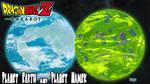 DBZ (Kakarot)- Planets by Silverado117