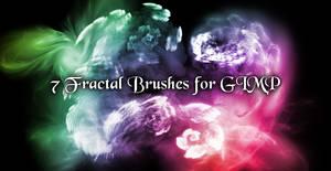 Fractal Brushes for GIMP: Next Generation
