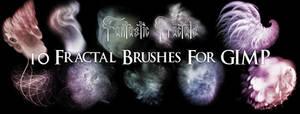 Fractal Fantasy Brushes