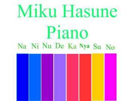 Miku Piano -Flash- WIP