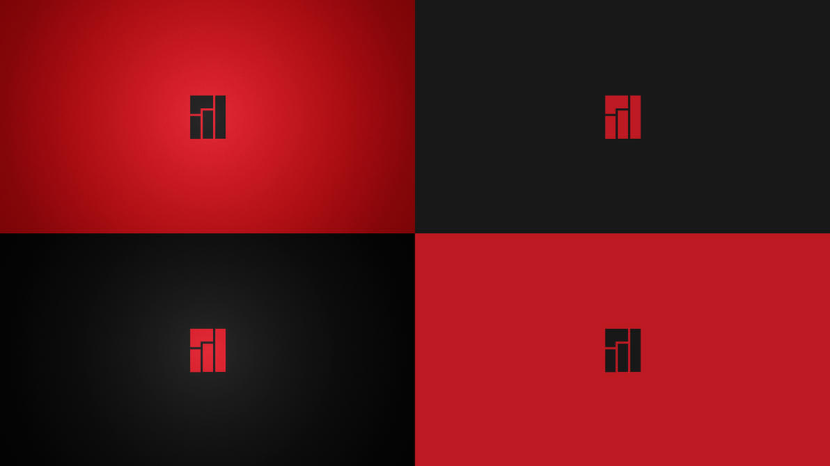 Manjaro-Red-Black-Pack by sowilo22