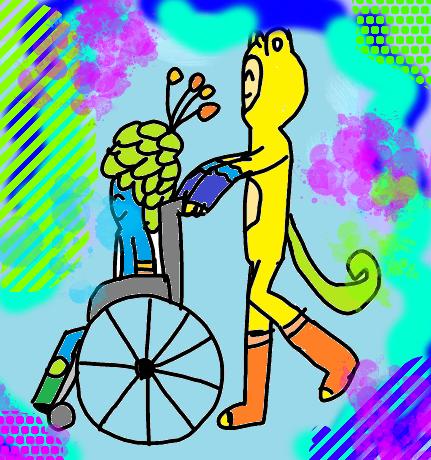 Vini and Tom by YuliaRabbid