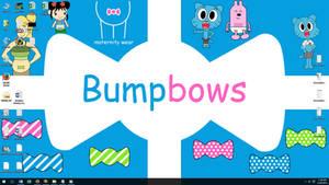 Bumpbows Theme for Windows 10