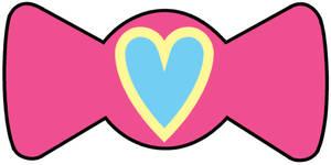 Bumpbows: Pinkie Pie Love Heart