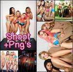 Shoot+png's de Spring Breakers.