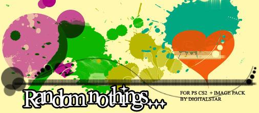 Random Nothings by digitalstar