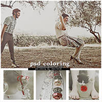 psd coloring 6 by amooonah
