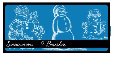 Snowmen by sabriena