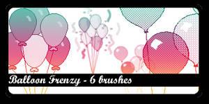 Balloon Frenzy by sabriena