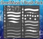 iSmellMusic's Brush Pack
