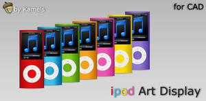ipod Art Display