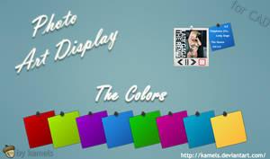 Photo Art Display