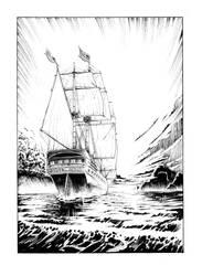 Sandokan - I Pirati della Malesia P.01 by MikaelNoon92