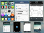 elementary iOS [iOS 6 and below]