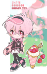 adopt: Cheebs Crepes [1 LEFT]