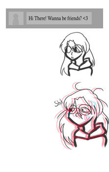 Tmw you're too awkward and this happens -