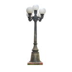 Lamp Post Street Light - PSD File
