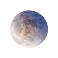 Full Blue Moon -PNG by annamae22