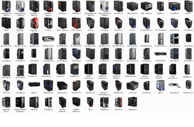 Cases Icons :H2 Pack: by ProIcons