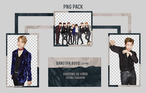 BTS PNG PACK by TugcePir
