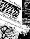 Urban Stamp Brushes 2.0