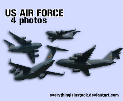 Stock 0116 - US Air Force Pack
