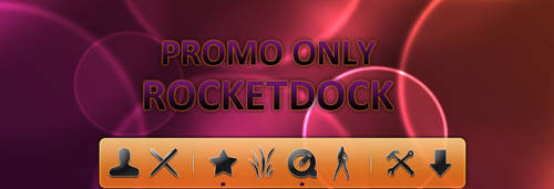 Promo Only For RocketDock