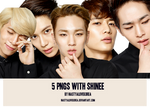 SHINee [png pack]