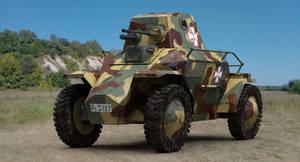 39M Csaba Armored Car
