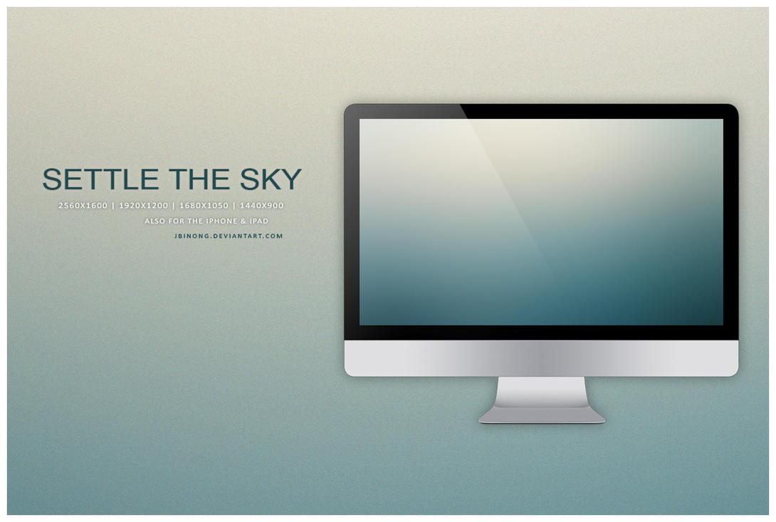 Settle The Sky by jbinong