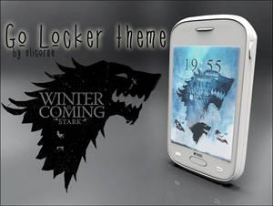 GoLocker  House Stark by Elicorne
