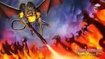 Eddie Takes Flight by DemonicFury5678