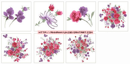 Collection flower03
