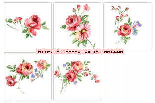 Collection  flower04