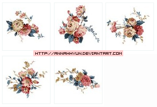 Collection flower08