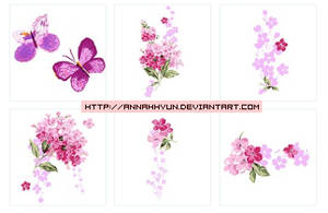 Collection flower11