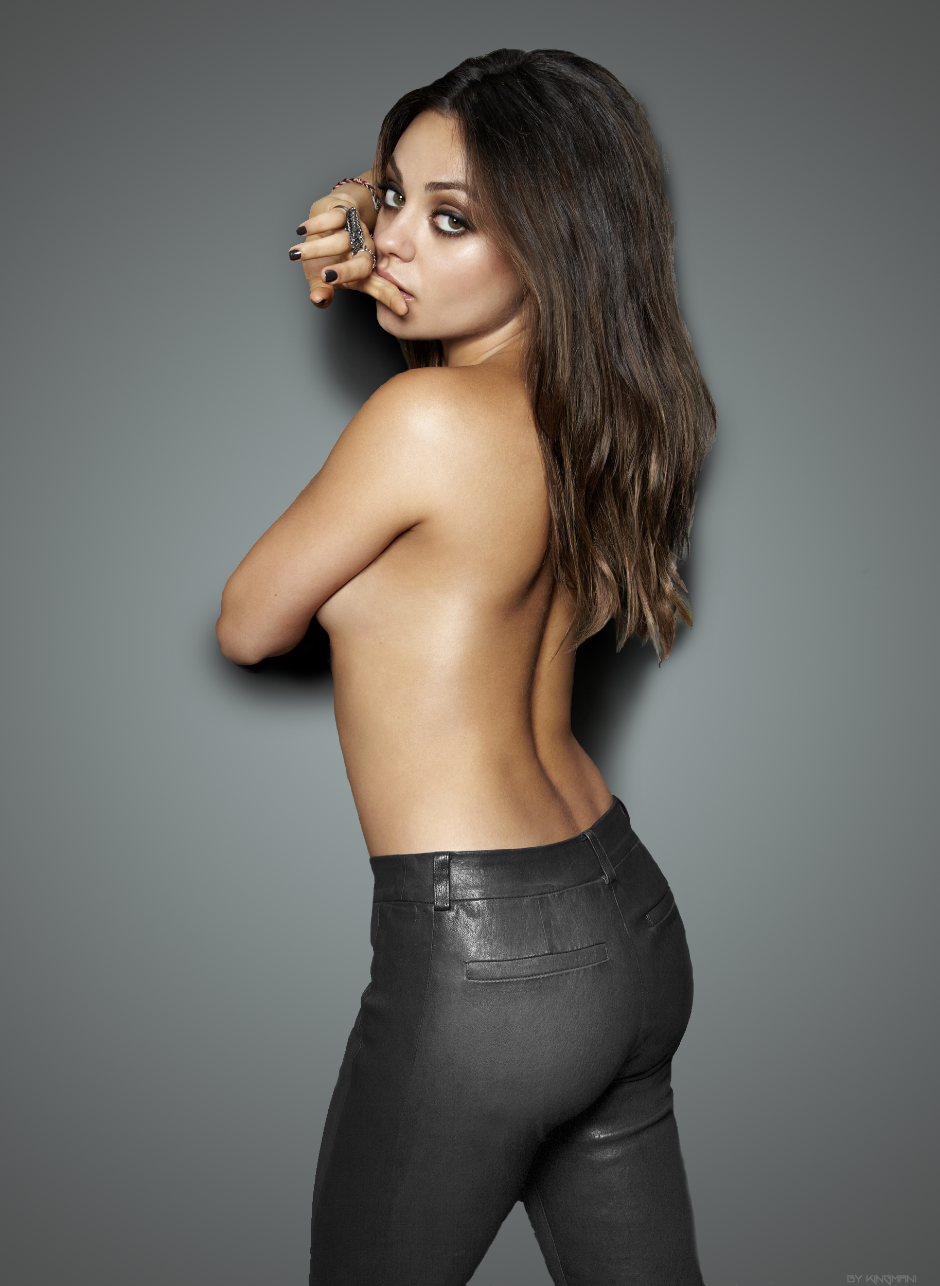 10 Wanita paling hot Di Dunia Mila Kunis sexy