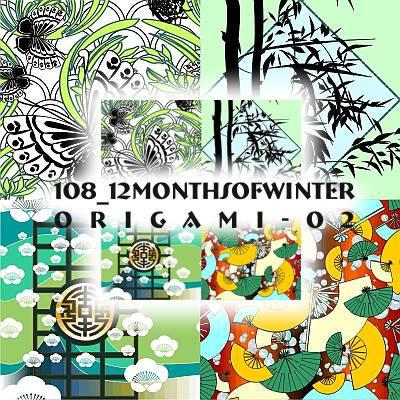 108-12monthsOFwinter-ORIGAMI-0 by 12monthsOFwinter