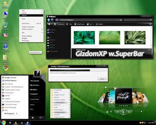 GizdomBlack SuperBar by 512MBytes