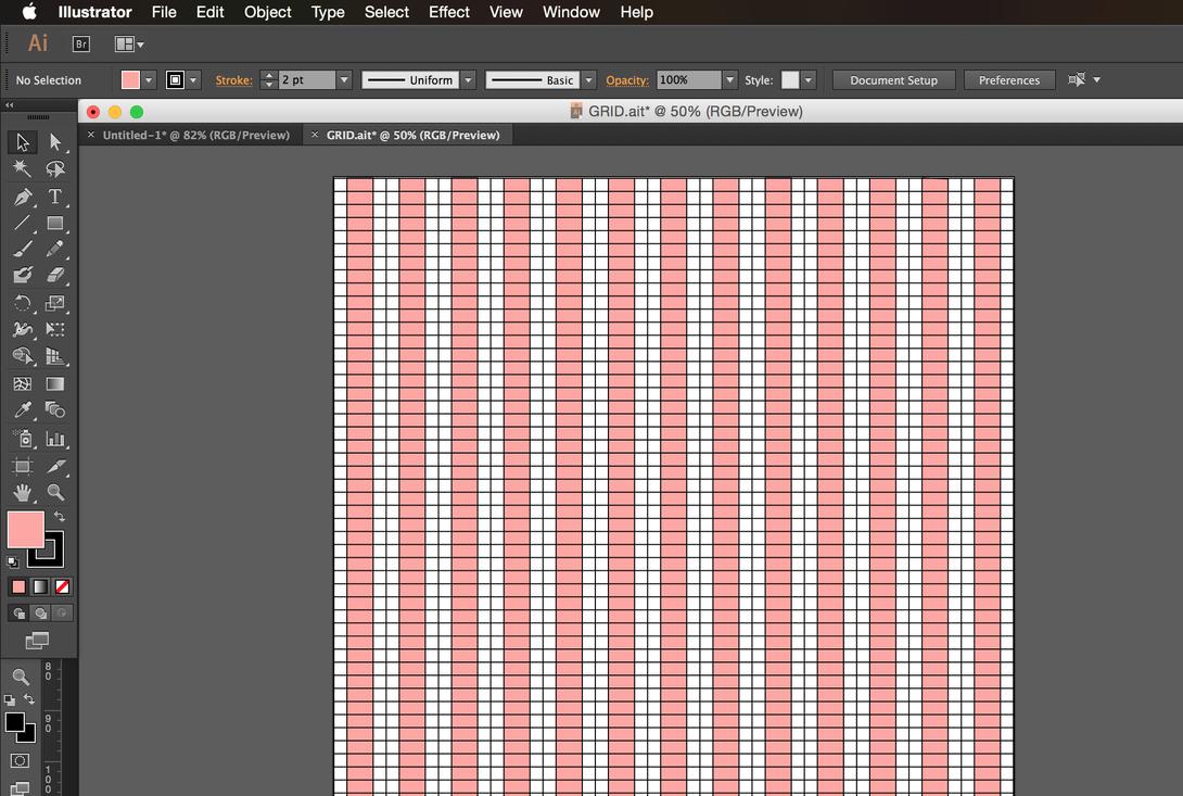 Grid-system | Illustrator template by cr8gr8-designs on DeviantArt
