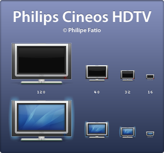 Philips Cineos HDTV by fphilipe