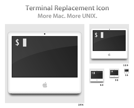 Terminal Replacement Icon