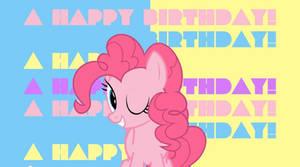 Birthday Animation by PonyJargon