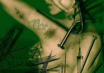 035- Needles and Scars by Stockudith