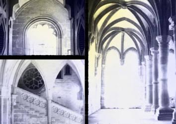 048c . Eerie Monastry2 by Stockudith